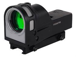 Meprolight M-21X Reflex Sight 1x 30mm X Reticle with Quick Release Picatinny-Style Mount Matte