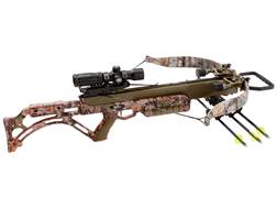 Excalibur Matrix Bulldog 380 Crossbow Package with Tact-Zone Illuminated Scope Realtree Xtra Camo