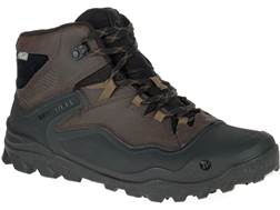 """Merrell Overlook 6 Ice+ 5"""" 200 Gram Insulated Waterproof Hiking Boots Leather/Synthetic"""