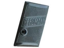 Vintage Gun Grips Bergmann 2 25 ACP Polymer Black