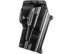 Fobus Standard Belt Holster Right Hand Ruger P85, P89, P91 Polymer Black