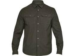 Under Armour Men's UA Threadborne Flannel Shirt Long Sleeve Polyester/Elastarell/Wool