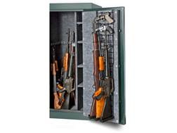 Rack'Em Racks The Maximizer Narrow Full Door 3 Rifle, 2 Pistol Rack Black