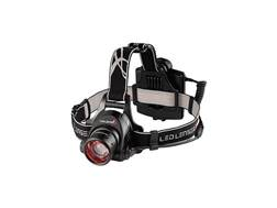 Ledlenser H14R.2 Headlamp LED with Li-Ion Rechargeable Battery Polymer Black