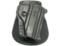 Fobus Standard Roto-Paddle Holster Right Hand Sig Sauer P230, P232 Polymer Black