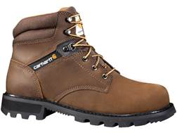 "Carhartt 6"" Steel Toe Work Boots Leather"