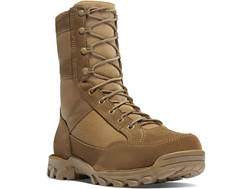 "Danner Rivot TFX 8"" Non-Metallic Toe Tactical Boots Leather"