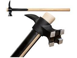 Cold Steel War Hammer 5150 Carbon Steel Head Hickory Wood Handle