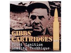 """Gibbs Cartridges"" CD-ROM by Rocky Gibbs"