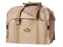 Rig'Em Right 12-Slot Full Body Small Goose Decoy Bag Tan
