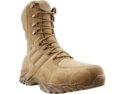 "BLACKHAWK! Street 8"" Side Zip Tactical Boots Leather/Nylon Men's"