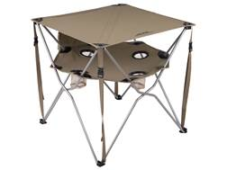 ALPS Mountaineering Eclipse Camp Table Aluminum Khaki