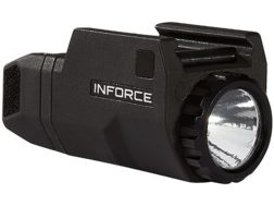 Inforce APL Compact Glock Tactical Weapon Light LED with 1 CR2 Battery Fiber Composite Black