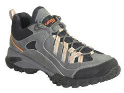 "Kenetrek Bridger Ridge 4"" Uninsulated Hiking Boots Leather and Nylon Gray Men's"