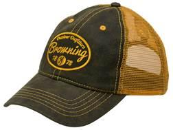 Browning Men's Folsum Cap Polyester Loden