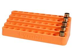 Lyman Bleacher Reloading Tray for Large Pistol 0.565 Hole Diameter 44 Magnum, 45 ACP, 45 GAP, 45 ...