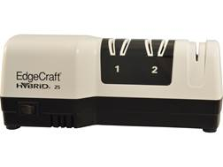 Chef's Choice M25 EdgeCraft Three Stage Hybrid Diamond Hone Knife Sharpener White