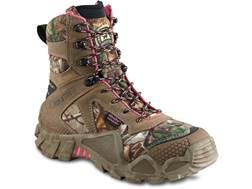 "Irish Setter VaprTrek 8"" Waterproof Uninsulated Hunting Boots Nylon and Leather Realtree Xtra and..."