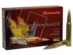 Hornady Superformance GMX Ammunition 30-06 Springfield 180 Grain GMX Boat Tail Lead-Free Box of 20