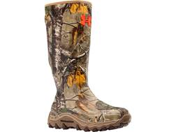 "Under Armour UA Haw'Madillo 16"" Waterproof 600 Gram Insulated Hunting Boots Men's"