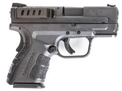 Techna Clip Gun Belt Clip Right Hand Springfield Armory XDM, XD Mod.2  Steel