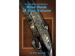 Blue Book of Gun Values 37th Edition by S.P. Fjestad
