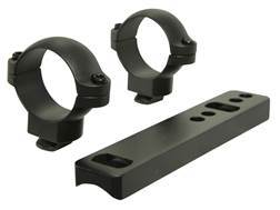 Leupold 1-Piece Dual-Dovetail Scope Base Thompson Center Encore, ProHunter, Omega, Triumph