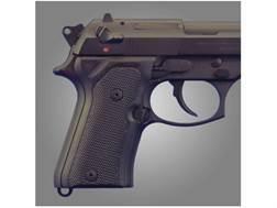Hogue Extreme Series Grip Beretta 92FS Compact Checkered G-10