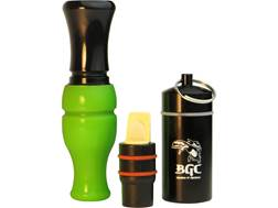 Buck Gardner Swap Meat Acrylic Goose Call with Acrylic Toneboard