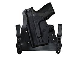 "Comp-Tac MERC Inside the Waistband Holster 1-1/2"" Belt Clips Left Hand S&W M&P Shield with Crimso..."