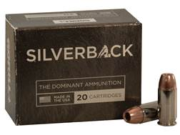 Gorilla Silverback Self Defense Ammunition 45 ACP 230 Grain Hollow Point Copper-Lead Free