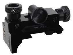 Williams FP-AG Receiver Peep Sight with Target Knobs Air Guns, 22 Rifles with Dovetail Grooved Re...