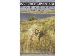 """The Invisible Advantage Workbook: Ghillie Suit Construction Made Simple"" Book by Tom Forbes"