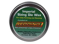 Redding Sizing Die Wax 1 oz Tin