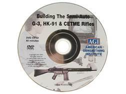 "American Gunsmithing Institute (AGI) Video ""How to Build a Semi-Auto G-3 (HK-91) from a Parts Kit..."