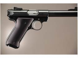 Hogue Extreme Series Grip Ruger Mark II, Mark III Aluminum Matte Black