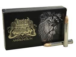 Nosler Safari Ammunition 458 Winchester Magnum 500 Grain Partition Box of 20