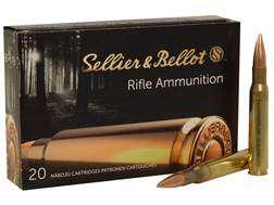 Sellier & Bellot Ammunition 30-06 Springfield (M1 Garand) 150 Grain Full Metal Jacket