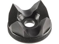 SilencerCo Saker 556 Standoff Front Cap Steel Matte