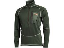 Sitka Gear Men's Core Heavyweight Zip Shirt Long Sleeve Polyester