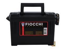 Fiocchi Ammunition 22 Long Rifle 40 Grain Plated Lead Round Nose