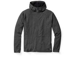 Smartwool Men's Active Reset Hooded Sweatshirt Polyester/Merino/Viscose Charcoal