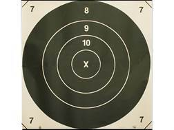 NRA Official High Power Rifle Targets Repair Center LR-C 800-1000 Yard Slow Fire Paper Pack of 50