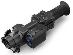 Pulsar Apex LRF XQ50 Thermal Rifle Scope 2.8-11.2x 42mm 384x288 with Laser Rangefinder Weaver-Sty...