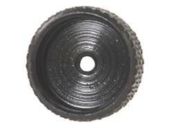 "Williams Aperture Regular 3/8"" Diameter with .050 Hole Steel Black"
