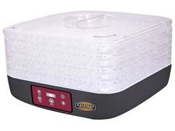 Eastman Outdoors 5 Tray Deluxe Dehydrator with Digital Timer