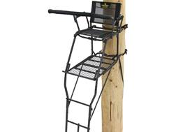 Rivers Edge SCYT XT Single Ladder Treestand Steel Black