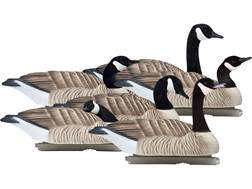 Final Approach Last Pass HD Honker Floater Canada Goose Decoy Pack of 6