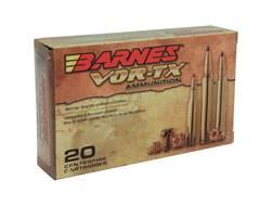 Barnes VOR-TX Ammunition 35 Whelen 200 Grain Barnes TTSX Polymer Tipped Spitzer Flat Base Lead-Fr...