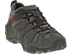 "Merrell Chameleon Prime Stretch 4"" Hiking Shoes Leather and Mesh Men's"